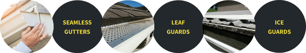 Gutter Express Inc does gutters
